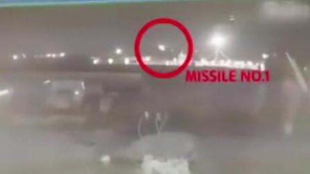 美媒再曝新视频:伊朗2枚导弹击中乌客机,间隔不到30秒