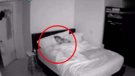 大姐称自己43年不睡觉,带去医院用监控观察,夜里拍下诡异画面