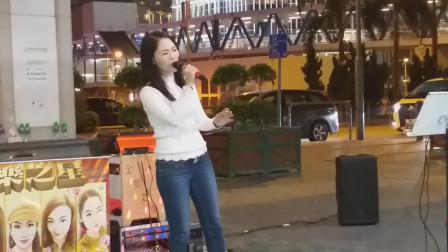 香港歌手安娜翻唱《爱过了也伤过了》,唱的太好听了