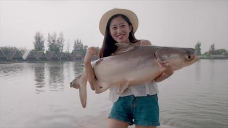 一百种人生1:怪物池钓鱼