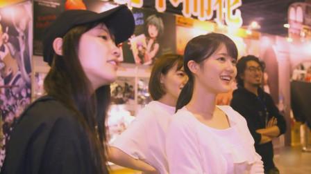 日本女团【乃木坂46】 meets Asia! ~シンガポールver.~【生肉】