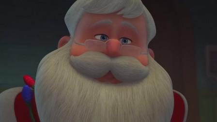拯救大明星:伯纳德看见圣诞老人对他说了一切,并且圣诞老人也相信他所说的话