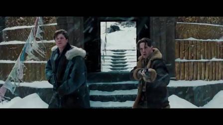 木乃伊3龙帝之墓:李连杰刚一出现就发威,一声吼直接吓跑雪人,太恐怖了