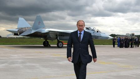普京开门红!俄罗斯苏-57谈下大订单,哪个土豪国这么有魄力?