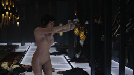 性感寡姐身体受损,便给她换了身体,没想是拿她当武器!
