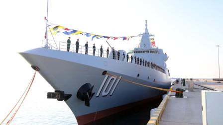 重磅喜讯传来!中国海军迎第一艘百变战舰,2项技术独步全球
