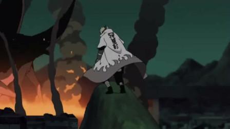 火影忍者:这时候如果水门认出来他是带土,说不定不会黑化