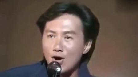 香港:黄家驹为粤语鼻祖许冠杰写了这首歌,青出于蓝而胜于蓝