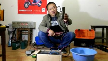 自己动手制作检测 电动车电瓶好坏工具