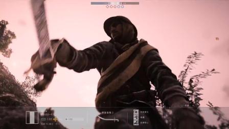 战地1:楚河开摩的在战场飞驰,拼命给对手送人头!
