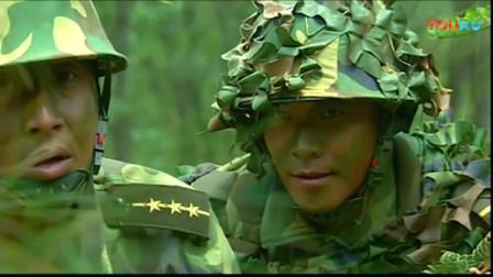《士兵突击》高连长这话把成才乐坏了,狙击技巧就要学起来!