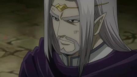 银魂:喜喜被偷袭重伤却选择放过凶手,这个国家不再需要将军