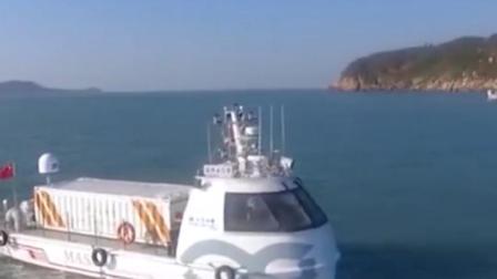 创新中国首艘无人驾驶货船成功试行。犀照外洋知事的创作分享,为中国科技进步点赞