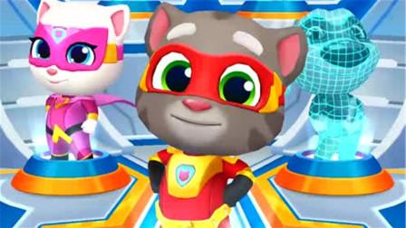汤姆猫跑酷:各种障碍也阻拦不了汤姆猫跑酷的热情