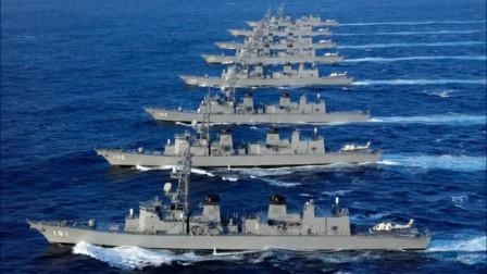 中日海军实力谁更强?专家坦言:至少这一技术领先我国10年