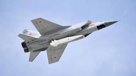 独树一帜!米格-31战场扬名,继任者已箭在弦上!