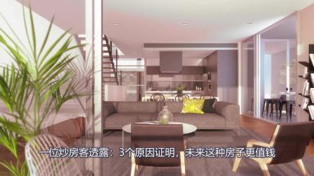 """""""大房子""""已经过时?炒房客:3个原因证明,未来这种房子更值钱"""