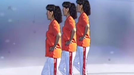 三友矿山广场舞【我的爱要让你知道】