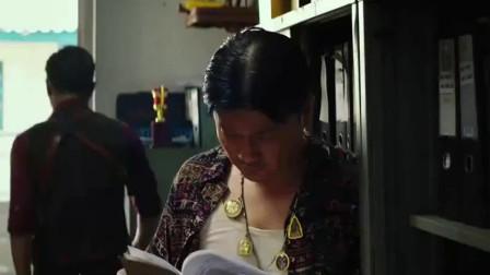 唐人街探案:唐仁找坤泰帮忙,刚提局长老婆就同意,坤泰果然是个有故事的男人