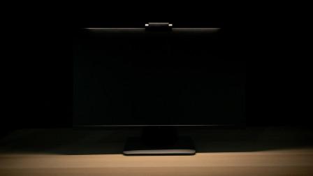 倍思i-WOK屏幕挂灯开箱:宿舍打游戏必备神器