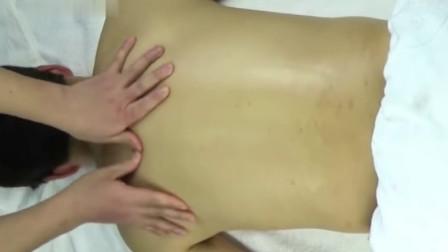 推拿正骨基本手法你学会了吗?背部推拿,全程操作分解动作分享