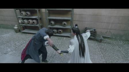 电影《狄仁杰之天神下凡》:狄仁杰遇刺!