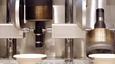 不会做菜也有福了,这种炒菜机器人十八般武艺样样精通