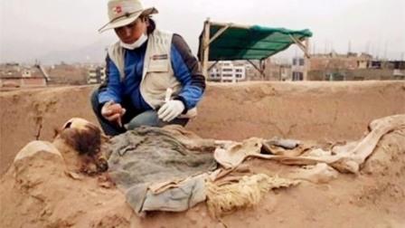 金字塔挖出16具清朝人遗骸,得知真相后,中国专家:历史的耻辱