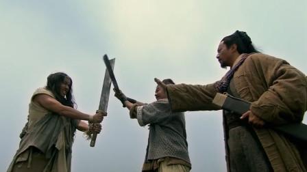 水浒传:及时雨宋江刺配江州路困难丛丛,谁都想打劫他一番