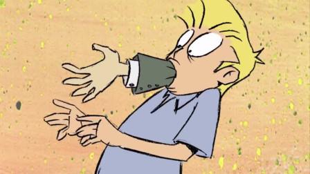 一壶神奇饮料,小伙喝下之后,竟然从身体里钻出了几百个人!