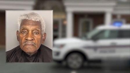 86岁老人抢银行几分钟后被捕 逃走时开车太慢