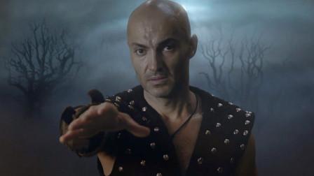 奇幻电影:辛巴达闯入恶魔岛后,与巫师邪恶力量对抗
