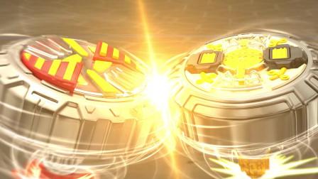 魔幻陀螺:韩跃、炎可风分别特训,多苦多累都不怕!