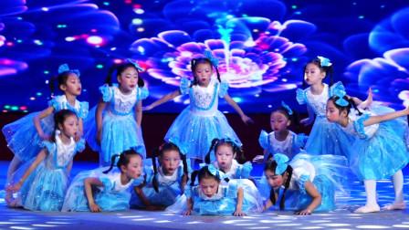 """2020""""点亮中国""""全国青少年儿童专题春晚江苏选区—《飞吧飞吧》洪韵舞蹈"""