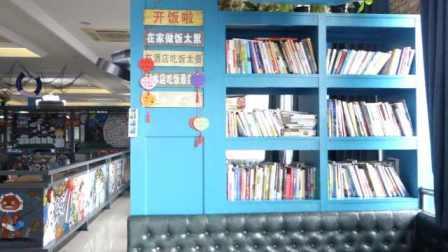 浙江理工大学网红食堂,美食多味道好,学生感叹:太幸福了!