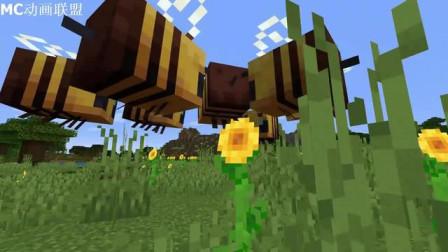 我的世界动画-为什么蜜蜂这么大-Orepros