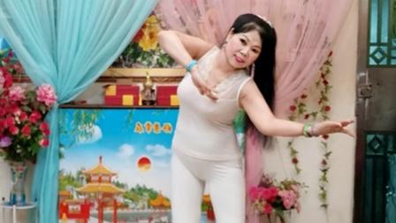琼花舞魅:庆新春随曲即兴欢乐时尚动感热舞:喜洋洋音乐版