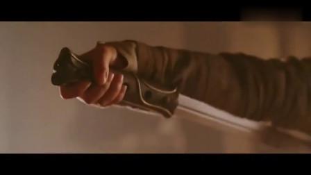剑这么滑,该怎么拿呢。