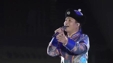 草原歌手云飞一首《永远的赞歌》天籁般的歌声太美了