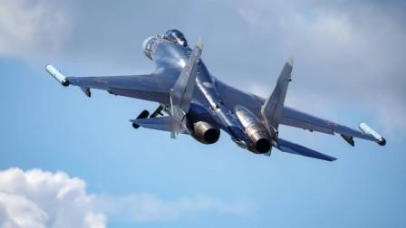 最强四代半战机,俄苏35实至名归,对阵美五代机也毫不怯弱!