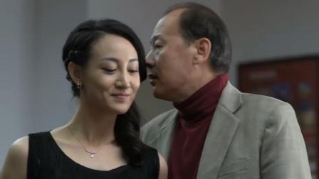 侯德文嫌弃小秘书结过婚有老公,小秘书:不耽误,你更重要!
