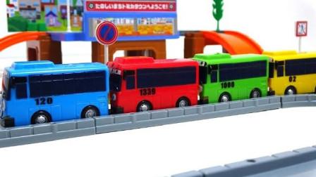 为太友小巴士搭建小镇公路