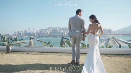 TongStudio瞳影像出品 | CLIF + JOCELYN · 香港嘉里