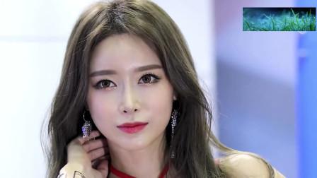 韩国的模特姐姐就是养眼,各种造型都让人心跳加速