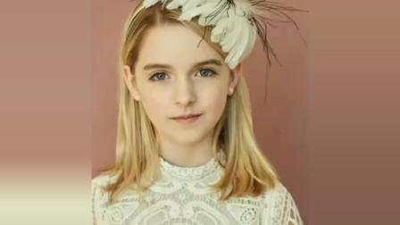 《天才少女》女主的现实生活:麦肯娜·格瑞丝,天使容颜,神仙演技