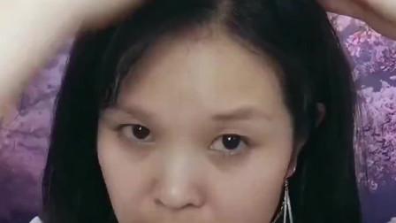 李小璐仿妆美妆博主的仿妆技术太赞了