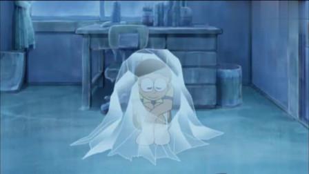 哆啦A梦:大雄封闭了自己的内心,冰冻了自己,伙伴们抱着大雄冰块唤醒他!