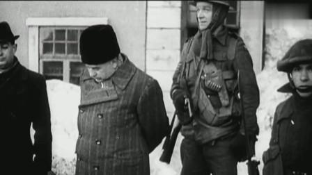 德国油库遭遇袭击,所有油罐,被英军和挪威人倒进大海