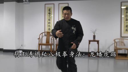 胡玉涛揭秘八极拳身法:龙蟠虎踞