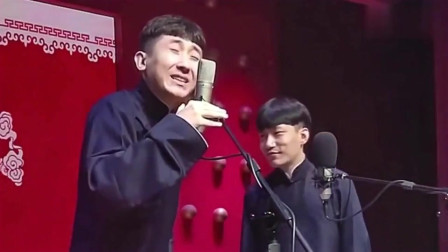 德云社:尚九熙模仿腾格尔唱歌太像了吧!